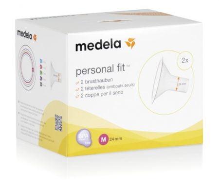 Medela PersonalFit™ Breastshield - M (Size 24mm) 2pc