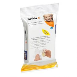 Medela Quick Clean Wipes (Pack of 24)