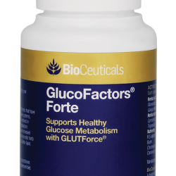 BioCeuticals GlucoFactors Forte 60CAP