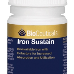 BioCeuticals Iron Sustain 30 TAB