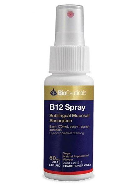 Bioceuticals B12 Spray 50ml