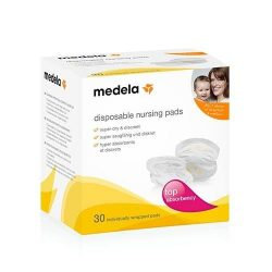 Medela Disposable Bra Pads (Pack of 30)