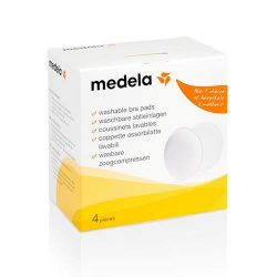 Medela Washable Bra Pads (Pack of 4)