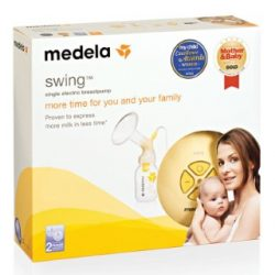 Medela Swing™ Single Electric Breastpump (2-phase)
