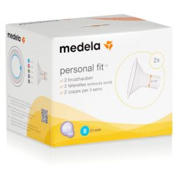 Medela PersonalFit™ Breast Shield - S (Size 21mm) 2pc