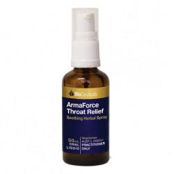 BioCeuticals ArmaForce Throat Relief 50ml